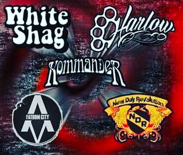 New show has been added! We'll be rocking @thelovingtouch on September 8th for a special @crb_radio Anniversary show! More details to come, so mark your calendar!  #Harlowband #supportlocal #Detroit #love #ferndale #whiteshag #newdayrevolution #Kommander #fathomcity