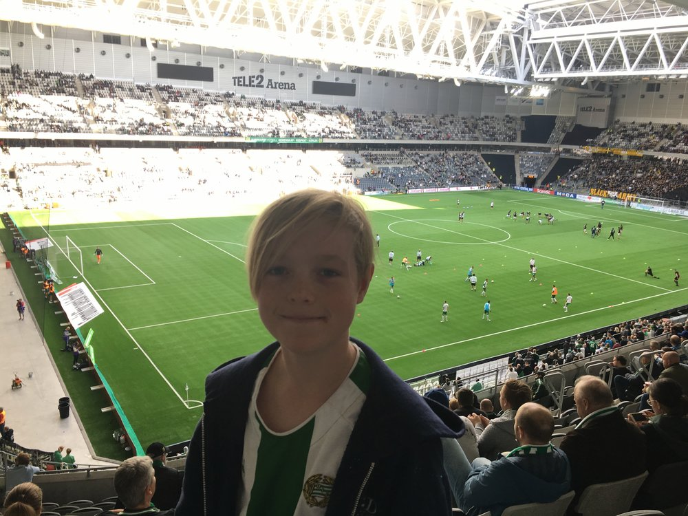 Ny forward for hammarby