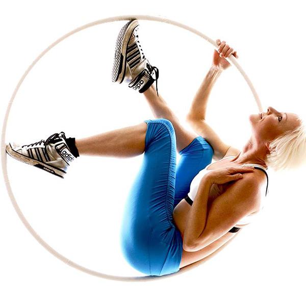 Astra Beck: Aerial hoop, silks, pole performer.