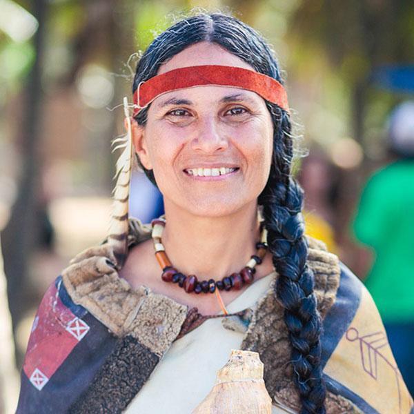 CHARRUA FROM URUGUAY