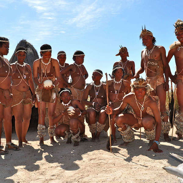 KALABARI TRIBE FROM SOUTH AFRICA