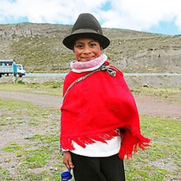 QUECHUA FROM BOLIVIA