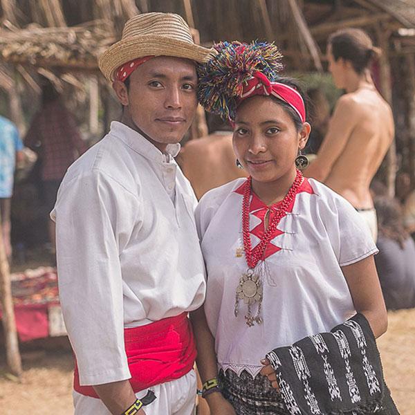 QUICHE USTUPANA FROM GUATEMALA