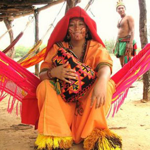 WAYUU FROM COLOMBIA