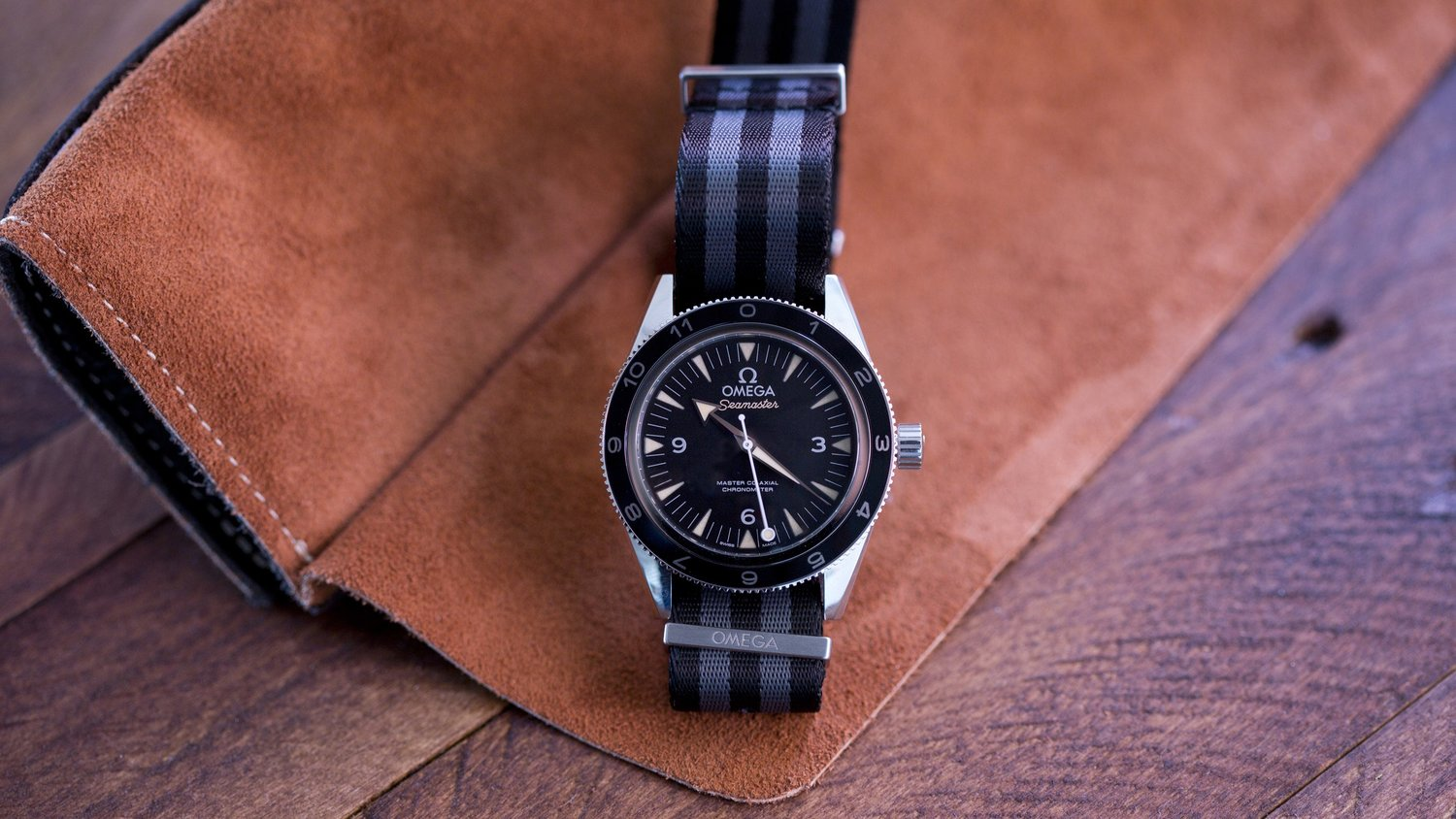 Omega Seamaster 3000 Spectre Limited Edition