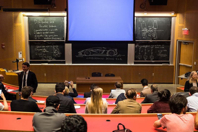 MIT students were instrumental in the design of the car.