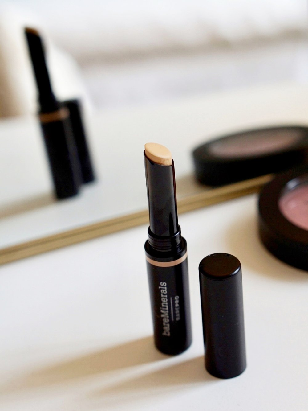 The concealer stick in  Medium Warm #07 .