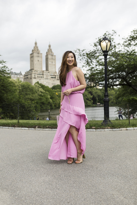 Dress: Krisa; Photo by Ashley Gallerani.