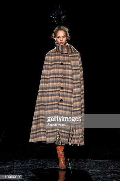 One of my favorite looks from Marc Jacobs' Fall 2019 show.