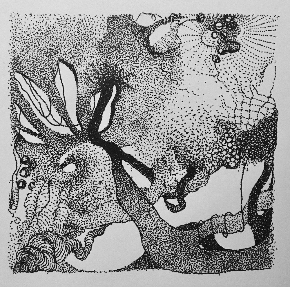 Ink Study I, 2017