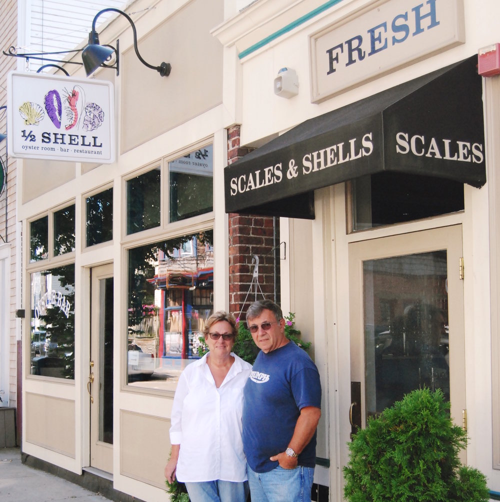WHAT WE'RE ABOUT - Husband-and-wife team, Debra & Andrew Ackerman, opened Scales & Shells in 1987 with the hope of bringing the delicious, yet unpretentious, cooking style they fell in love with while living in the Emilia Romagna region of Italy to Newport, RI. Here you'll find seafood dishes in their purest form - simple, fresh and full of flavor.