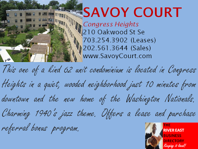 River East Business Directory Addition: SAVOY COURT