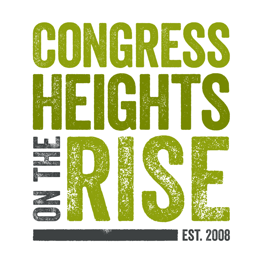 CONGRESS HEIGHTS ON THE RISE    A community blog launched in 2008 by Congress Heights resident, Nikki Peele   to spread the good word about communities east of the Anacostia River. Since then, CHotR has published over 10,000 blog posts and been featured countless times by local media.