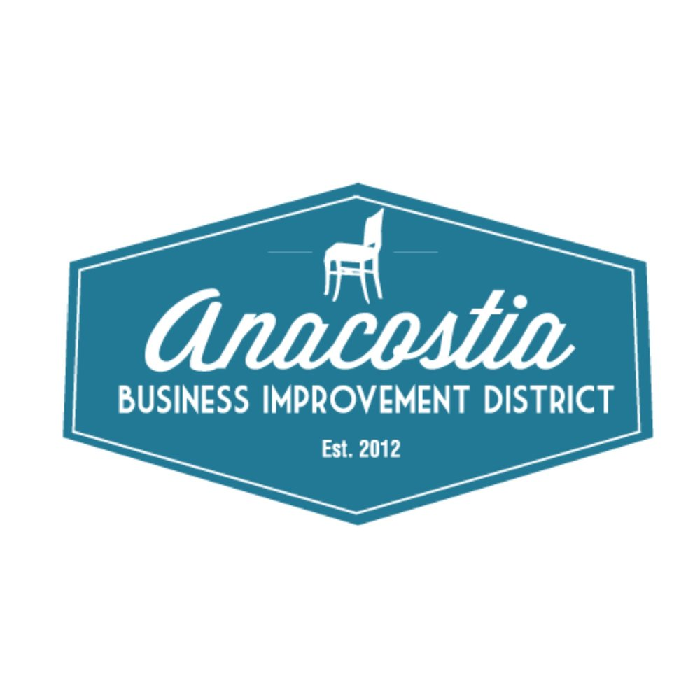 ANACOSTIA BID    Formed in 2012, The Anacostia Business Improvement District (BID) is comprised of thirty square blocks in the southeast quadrant of Washington, DC. The supplements existing DC government services and programs, enhances street cleaning, sponsors special events and advocates on behalf of stakeholders. The BID's goal is simple:  to maintain a thriving, safe, clean and vibrant commercial and arts district.