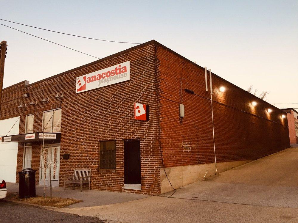 Anacostia Playhouse, 2020 Shannon Place SE