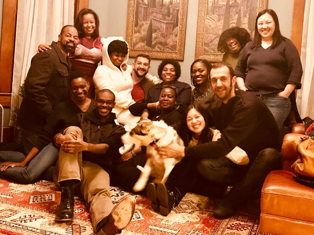 Thanksgiving in Anacostia (2017)
