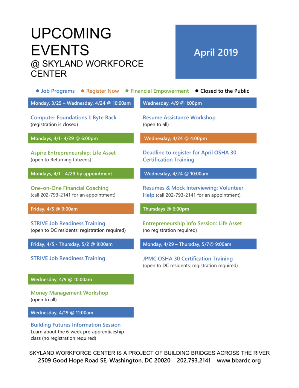April 2019 Upcoming Events Calendar 04.2019.png
