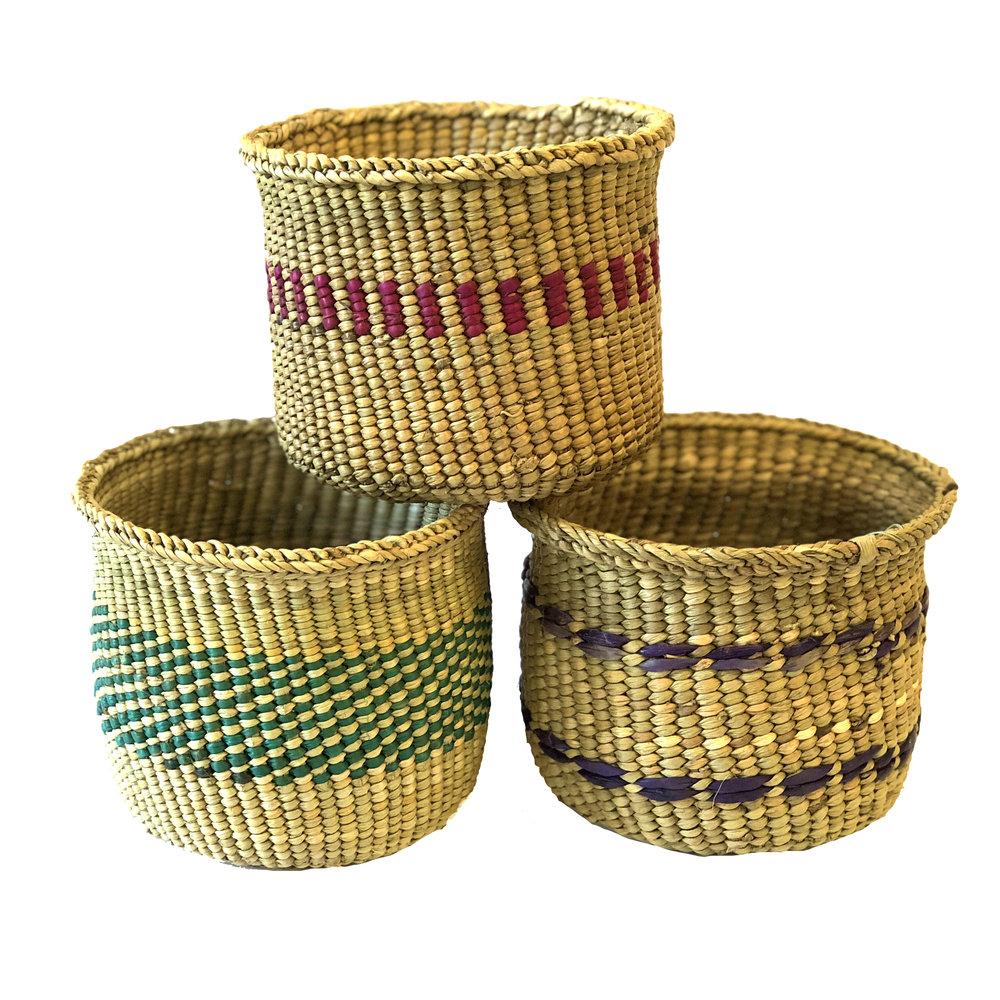 Small Iringa Basket | $18