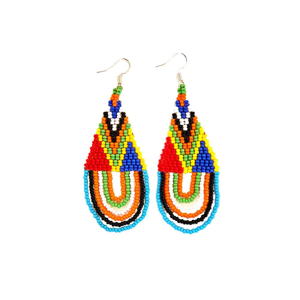Maasai Tassel - Multi | $24