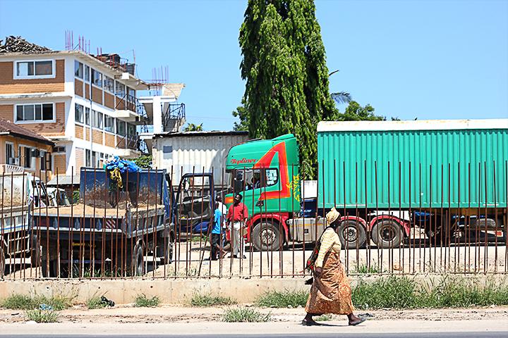 Roadside, Dar es Salaam