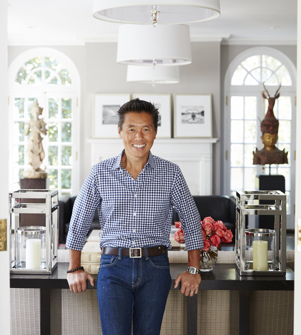 Vern Yip - HGTV & TLC's Trading Spaces Star Vern Yip Coming to Southern Women's Show in Savannah March 24, 2018