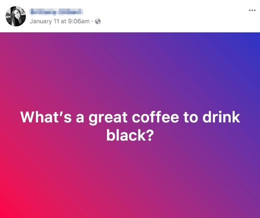 FacebookQuestion