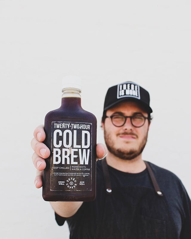 We're serious about this cold brew. Real serious. Get serious with us and try it out.☕️ . . . . #coffeeaddicts #zeteocoffee #drinkwellgivewell #coffeestagram #coffeefix #coffeesesh #coffeeislife #localcoffee #thirdwavecoffee #thirdwavecoffeeshop #thirdwave #coffeebar #localbusiness #conwayarkansas #centralArkansas