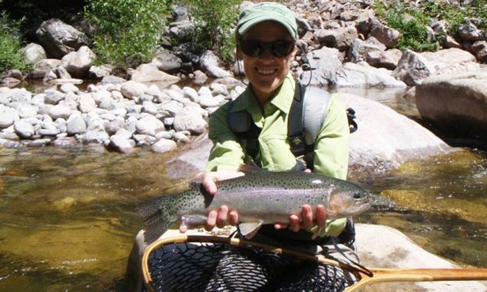 Check in with  Land of Enchantment Guides  and  The Reel Life  to get the latest Fishing Reports for New Mexico's rivers.