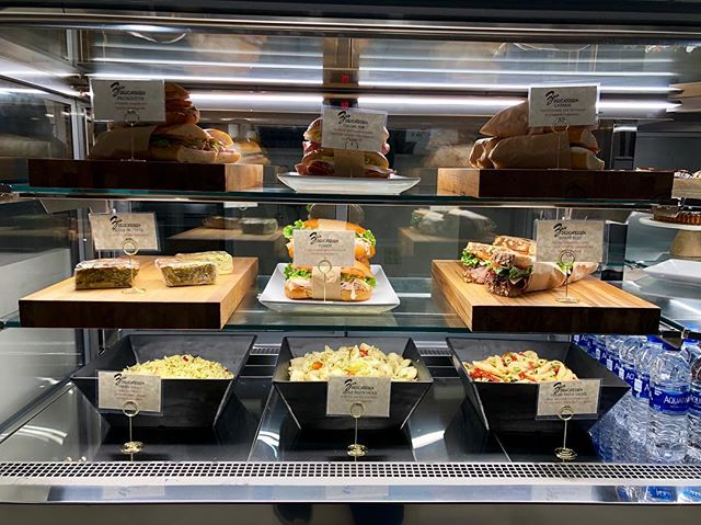 Soft openings @thebank629j start today! We are so proud to be one of the vendors featured at the cafe. It's a beautiful space, and we think our sandwiches will add to it's uniqueness and aesthetic. Grab n go sandwiches, pasta salads, our frittata, and even cannoli! Check it out, and support the other local businesses also featured!!