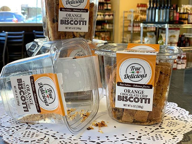 100% accurate brand name. These new cookies are so truly delicious, we finished a package before we could stock them 🤤. Made by a Petaluma company @true_delicious, you can find them on our front counter. A new item that should not be missed.