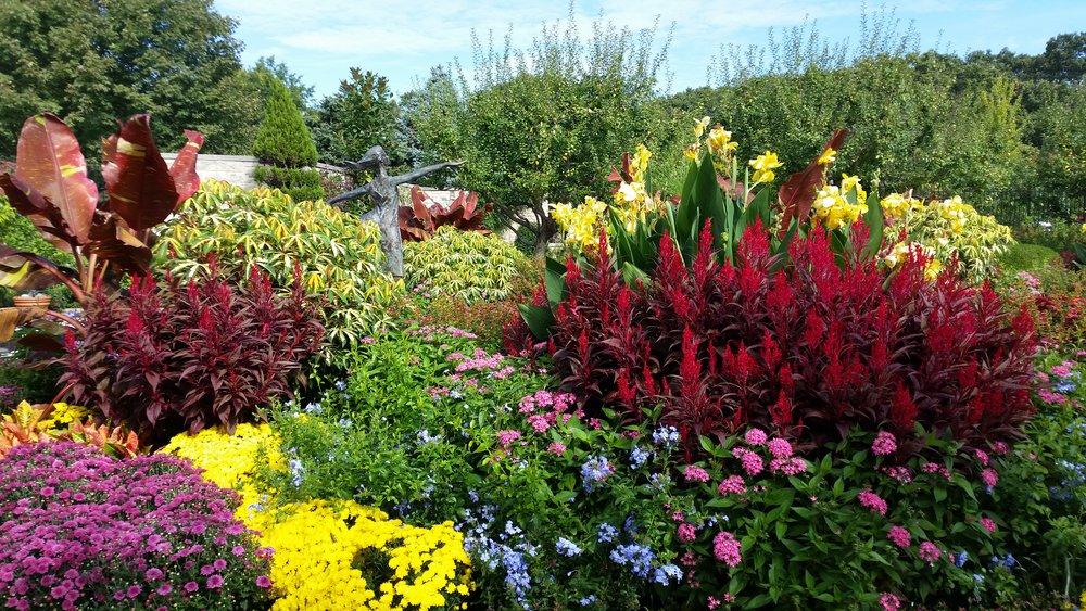 The Kauffman Gardens, Kansas City, Missouri, USA