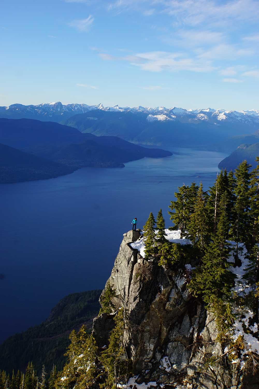 St. Mark's Summit - photo credit: Ngaio H. @creeks.and.peaks