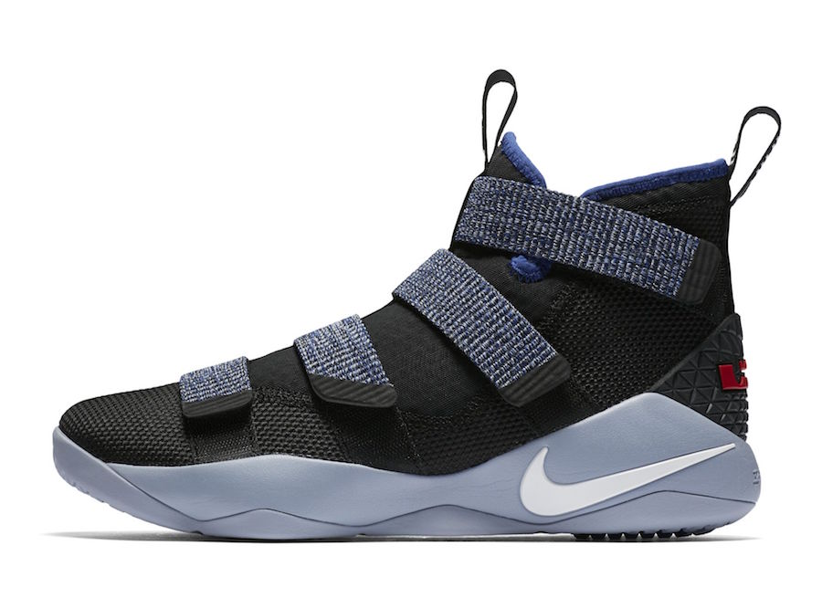 """Nike LeBron Soldier 11 NIKE LEBRON SOLDIER 11 """"STEEL"""" — iLL Sneakers
