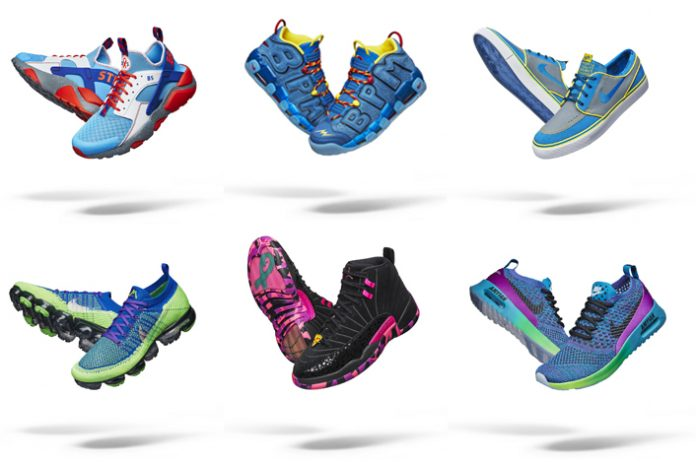 324ce9b9dbb7 THE NIKE 2017 DOERNBECHER COLLECTION — iLL Sneakers