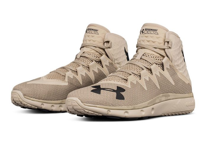 THE ROCK'S UNDER ARMOUR PROJECT ROCK