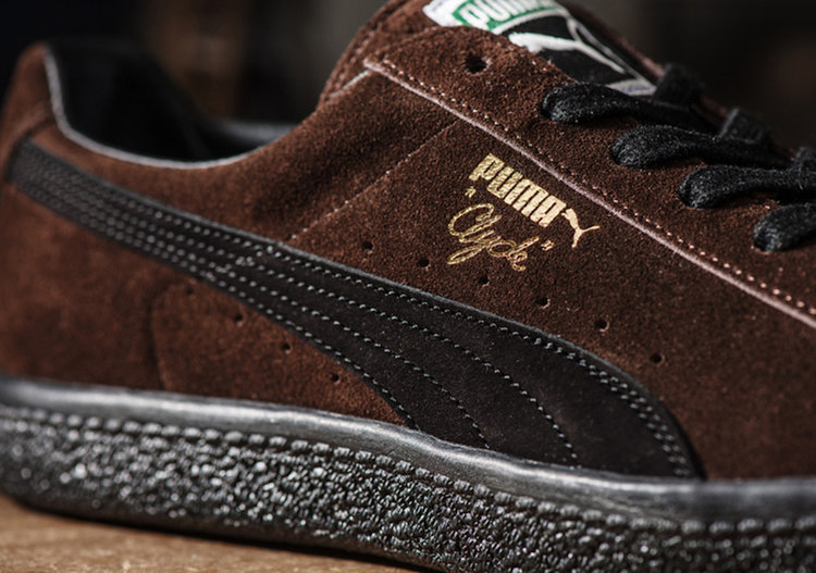 """JAPAN S KICKS LAB IS DROPPING THE PUMA CLYDE IN """"BROWN SUEDE"""" — iLL ... 86cd74d12"""