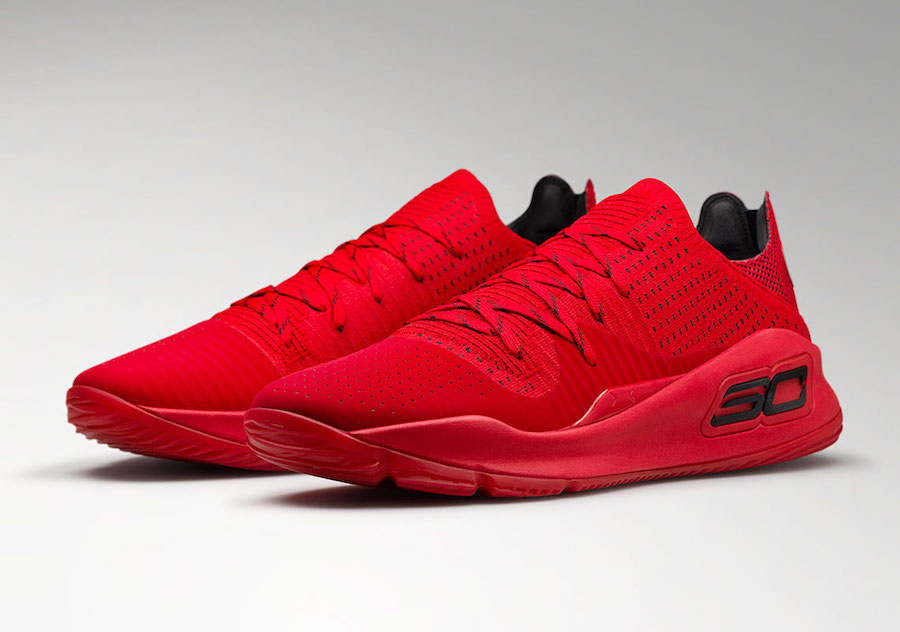 """UA CURRY 4 LOW """"NOTHING BUT NETS"""" HELPS"""