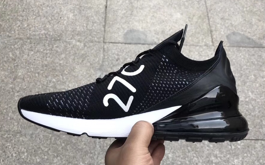 Nike Air Max Fly Knit Black And White Oreo Model Aviation