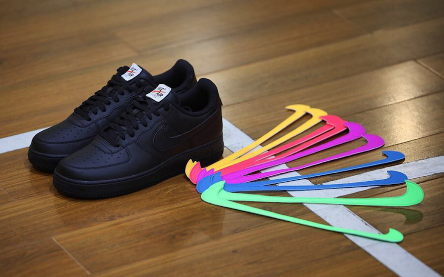 """THE NIKE AIR FORCE 1 """"ALL-STAR"""" WITH"""