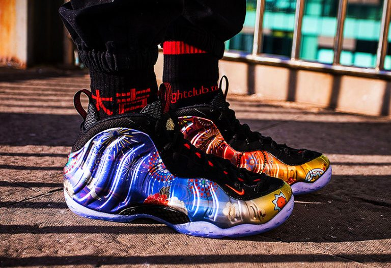"8feada651706 THE NIKE AIR FOAMPOSITE ONE ""CHINESE NEW YEAR"" — iLL Sneakers ..."