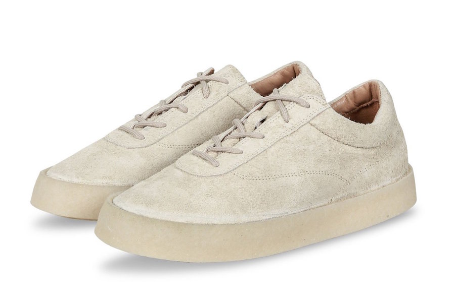 c80cc84bd2952 THE YEEZY SEASON 6 SNAGGY SUEDE CREPE SNEAKER — iLL Sneakers ...