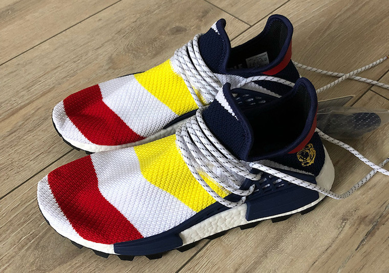 Felicidades usted está Refinar  THE BBC X ADIDAS NMD HU TRAIL SAMPLE — iLL Sneakers| Certified for  Sneakerhead