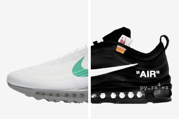 golondrina ciervo Sustancial  OFF-WHITE X NIKE AIR MAX 97 HAS TWO MORE COLORWAYS — iLL Sneakers|  Certified for Sneakerhead