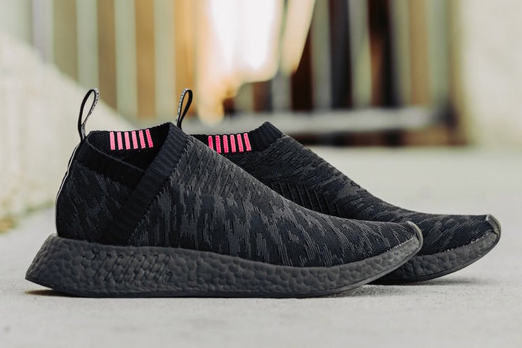 """a6310c1572452 ADIDAS NMD CS2 """"TRIPLE BLACK"""" DROPS THIS MONTH — iLL Sneakers ..."""