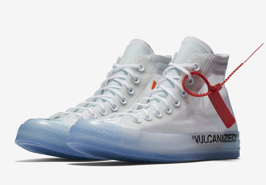 NIKE SNKRS DROPPED THE OFF-WHITE X