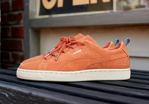 "outlet store aa610 b549e JAPAN'S KICKS LAB IS DROPPING THE PUMA CLYDE IN ""BROWN SUEDE ..."
