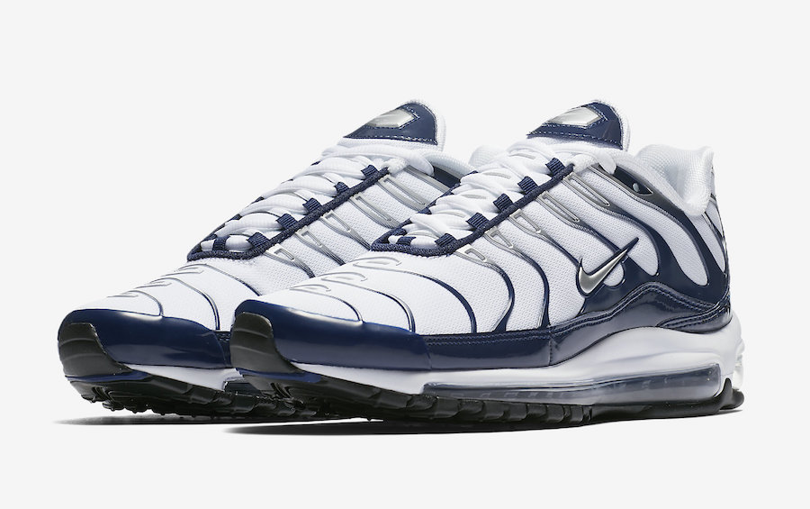 THE NIKE AIR MAX 97 PLUS DROPPING IN