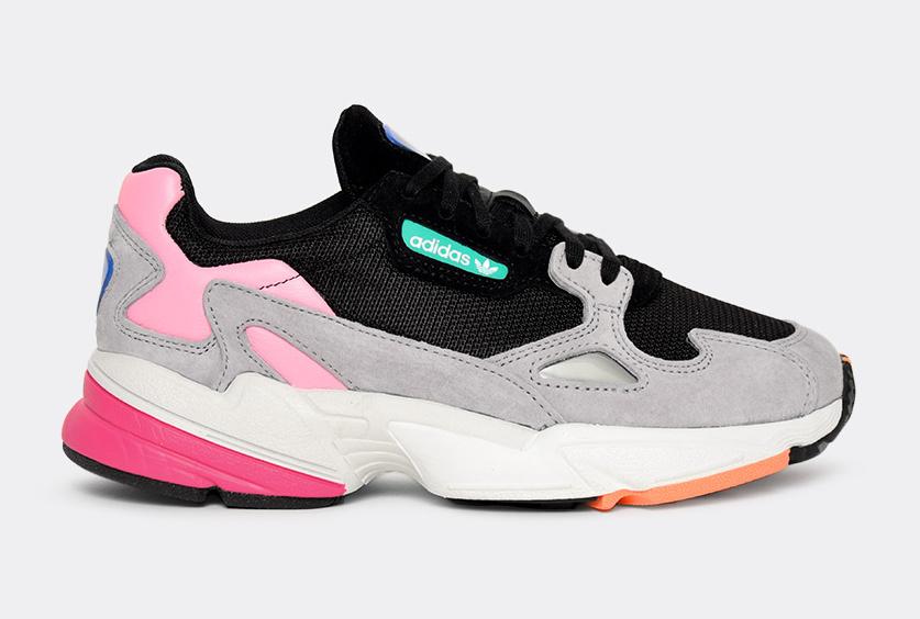 Objetivo fresa semestre  THE ADIDAS FALCON WITH VIBRANT COLOR TONES — iLL Sneakers  Certified for  Sneakerhead