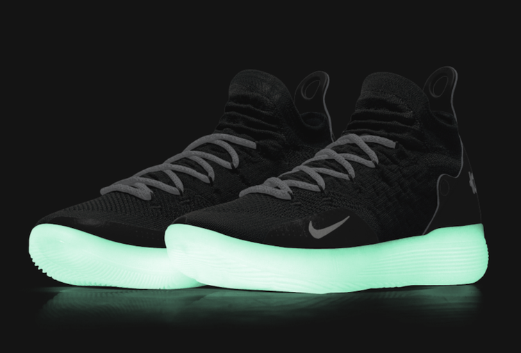 30eb440ecfb070 NIKEID KD 11 WITH DIFFERENT COLORWAY — iLL Sneakers