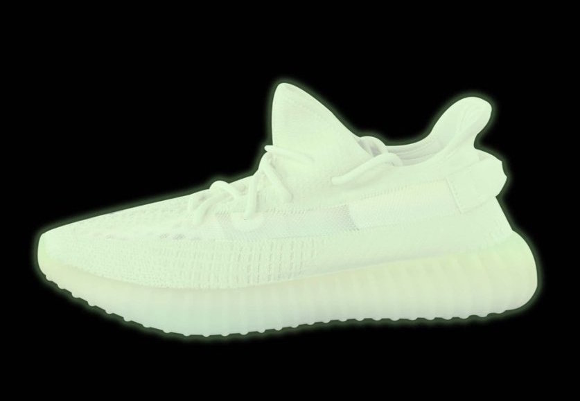 """f6a6194568a ADIDAS YEEZY BOOST 350 V2 """"GLOW IN THE DARK"""" PACK — iLL Sneakers ..."""